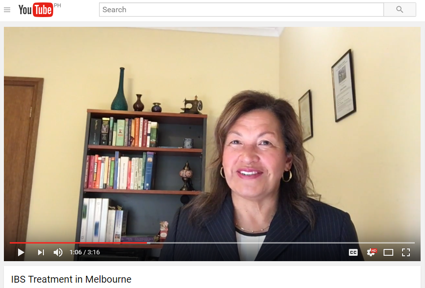 Screenshot YouTube - Your Wellness Centre Naturopathy Melbourne